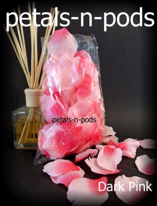 Petals - Dark Pink